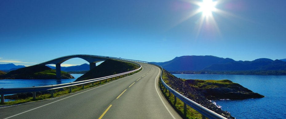 The Atlantic Road should be on anyone's bucket list.