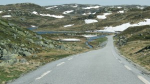 The Suleskard Mountain Road. Photo credit: NRK.no