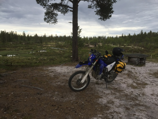 The Osendalen area is really, really a pearl for gravel riding!