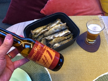 Go out and catch your own dinner near Vadsø. Add the local brew from Qvænbrygg.